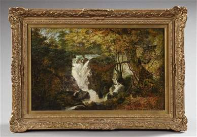 1030: Albert Bierstadt (American, b. Germany, 1830-1902