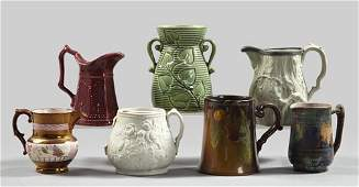 1437: Collection of American and English Ceramics