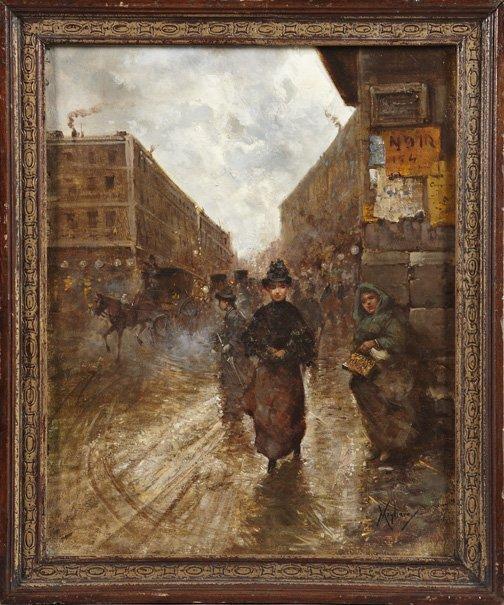 32: Vincenzo Migliaro (Italian, 1858-1938)