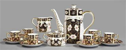 353: Fifteen Pieces of Royal Crown Derby Porcelain