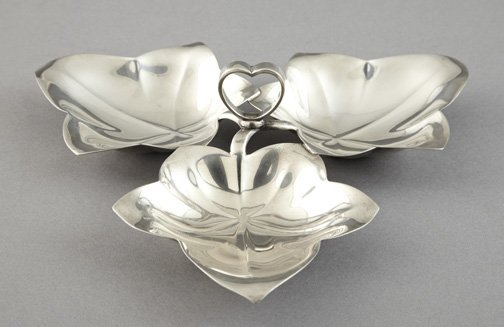 1056: Tiffany and Company Sterling Silver Server