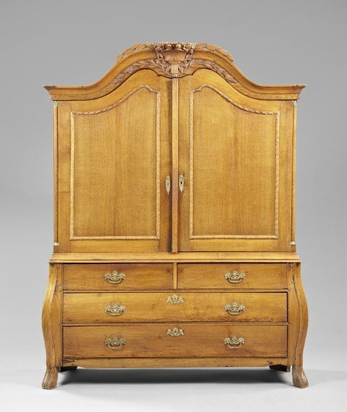 7: Dutch Oak Linen Press,