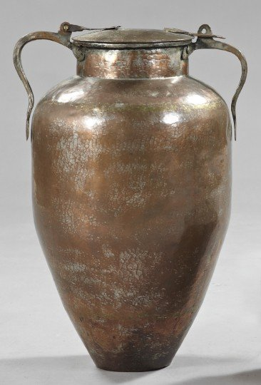 22: Middle Eastern Attenuated Pyriform Storage Jar