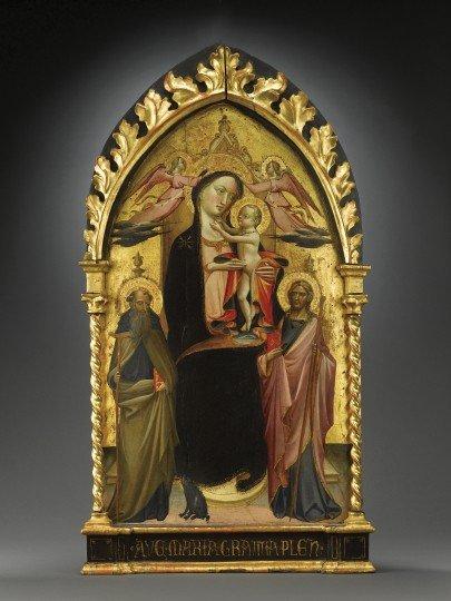 1027: Giovanni di Marco (Giovanni dal Ponte) (Florentin