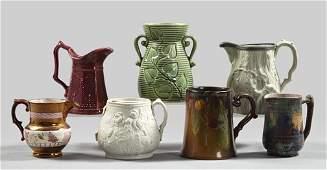 877: American and English Ceramics