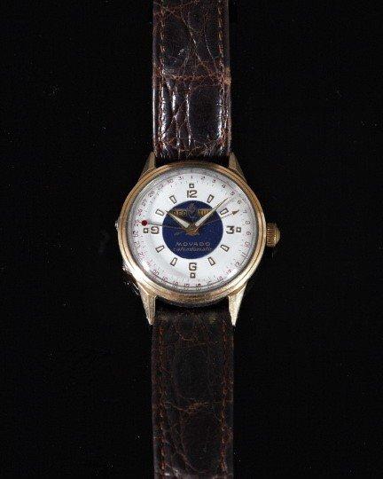 731A: Gentleman's Movado Calendomatic Wristwatch,
