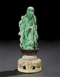 269: Jadeite  Statue of the Bodhisattva Guanyin