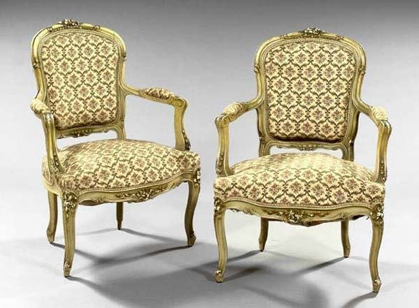 1: FRENCH CHAIRS