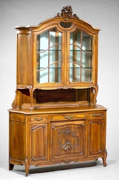 4: FRENCH SIDEBOARD