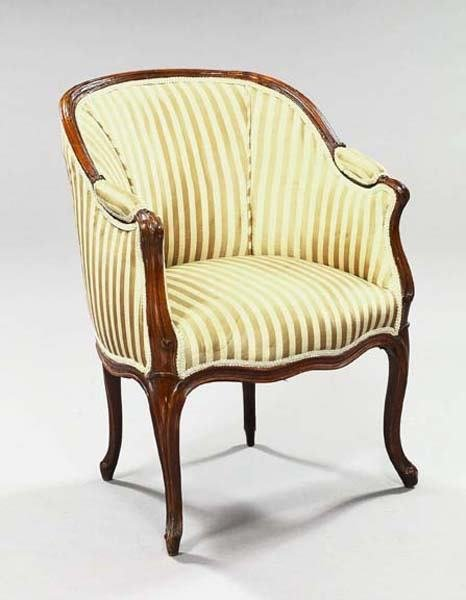 5: FRENCH CHAIR