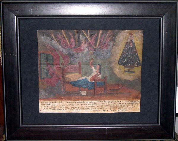 614: ART Mexican School (Mid-20th Century)