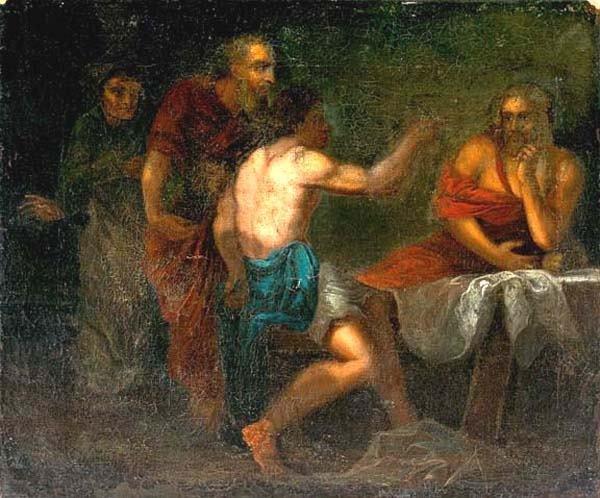 615: ART Italian School (18th Century)