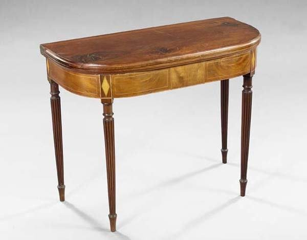 10: REGENCY GAMES TABLE