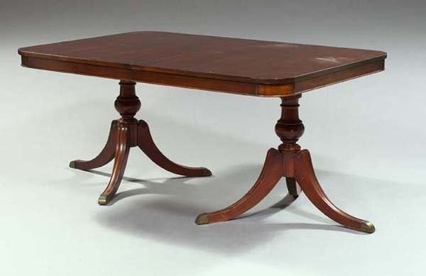 14: REGENCY DINING TABLE