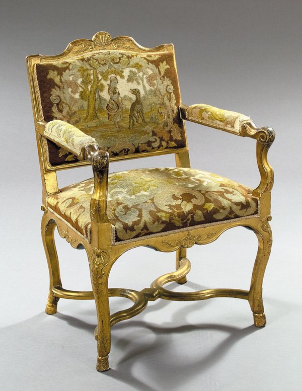 587: French Chair