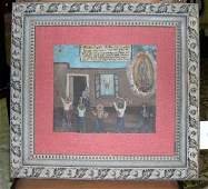 """1327: Mexican School""""Intervention of the Blessed Virgin"""