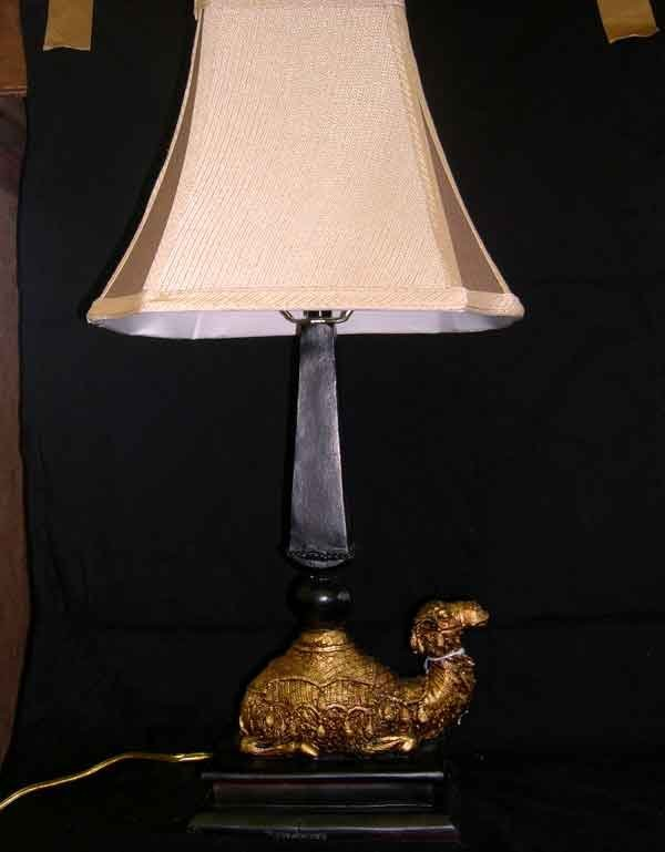 17: Continental Accent Lamp