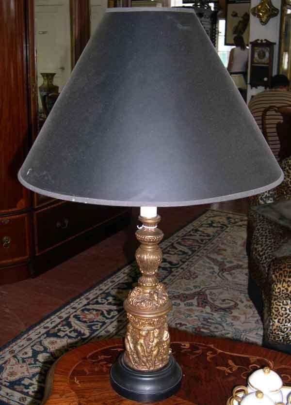 18: Italian Table Lamp