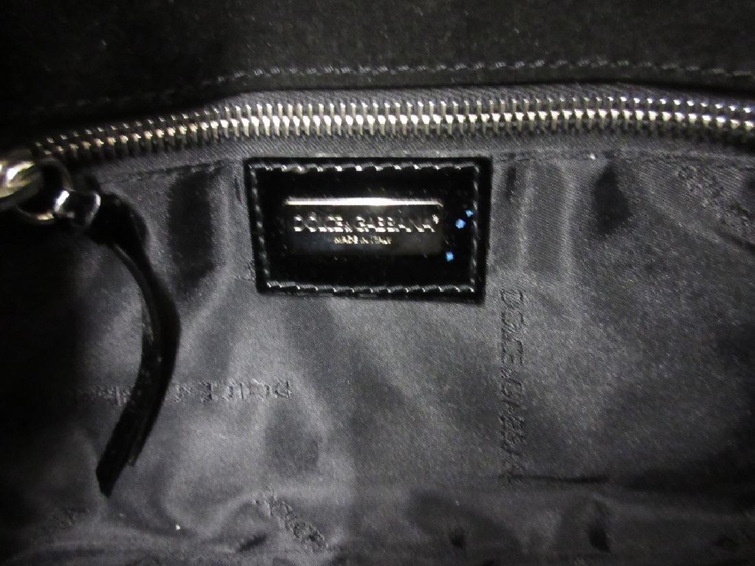 Ladies Dolce and Gabbana pony skin handbag - 2