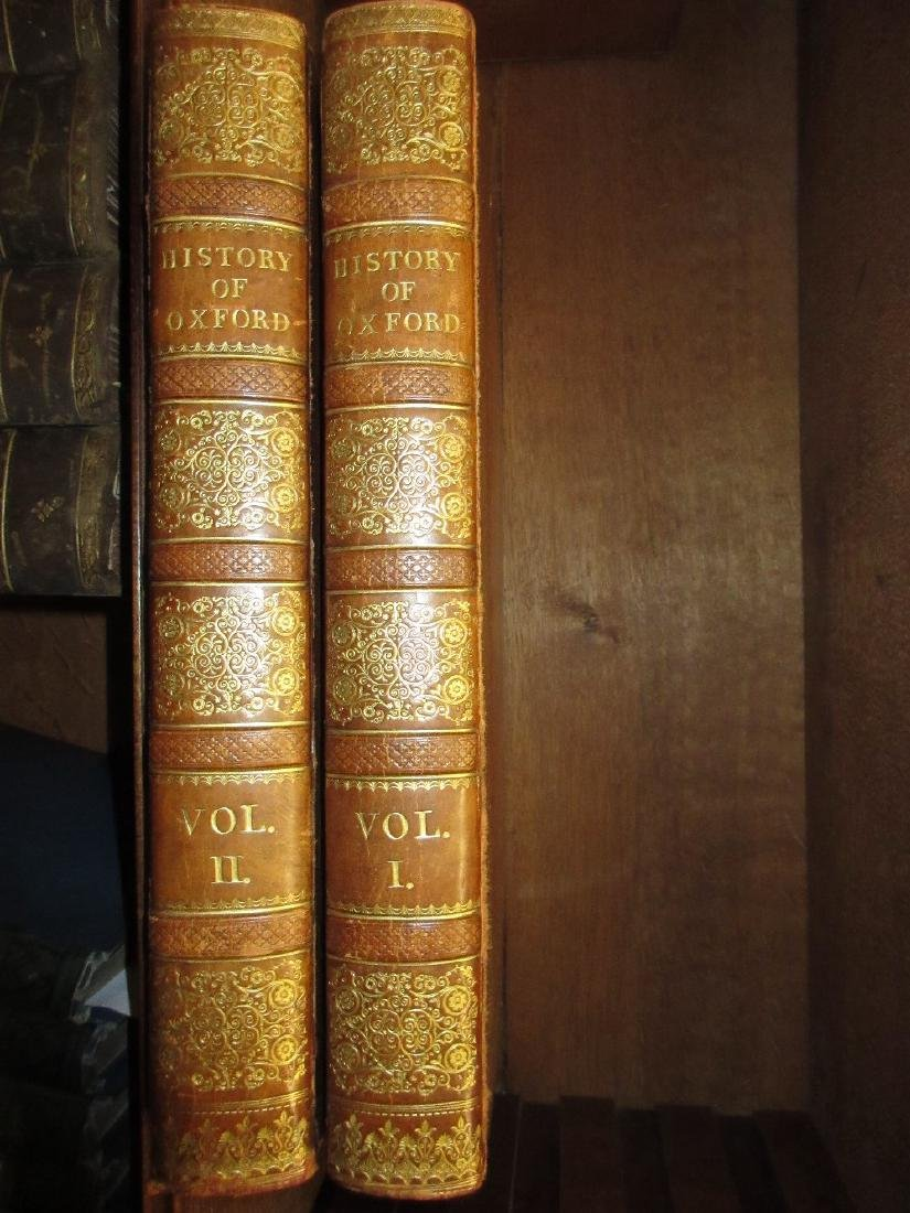 R. Ackerman, History of the University of Oxford, Its