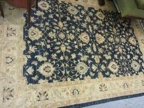 Late 20th Century Afghan Zeigler carpet with an