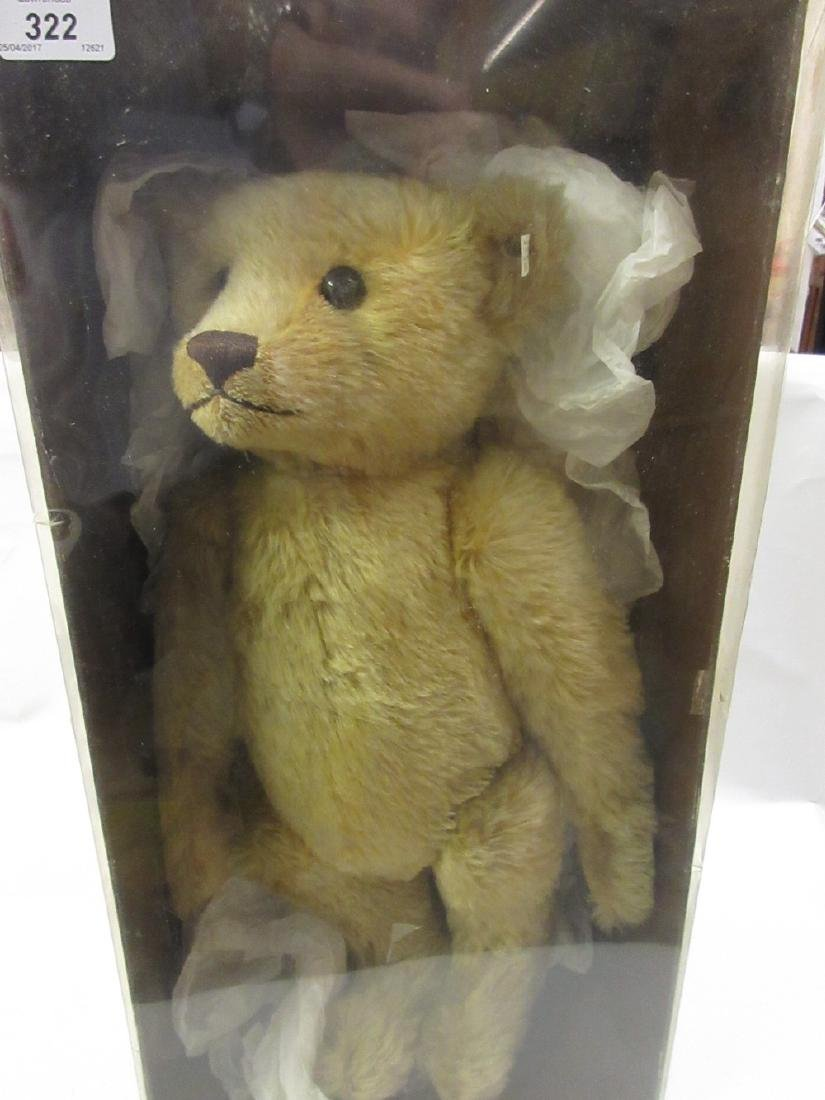 Steiff large Limited Edition jointed teddy bear, in