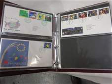 Three albums of various postal First Day covers