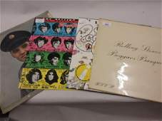 The Rolling Stones  Some Girls  LP Led Zeppelin