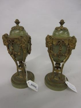 Pair of good quality late 19th or early 20th Century