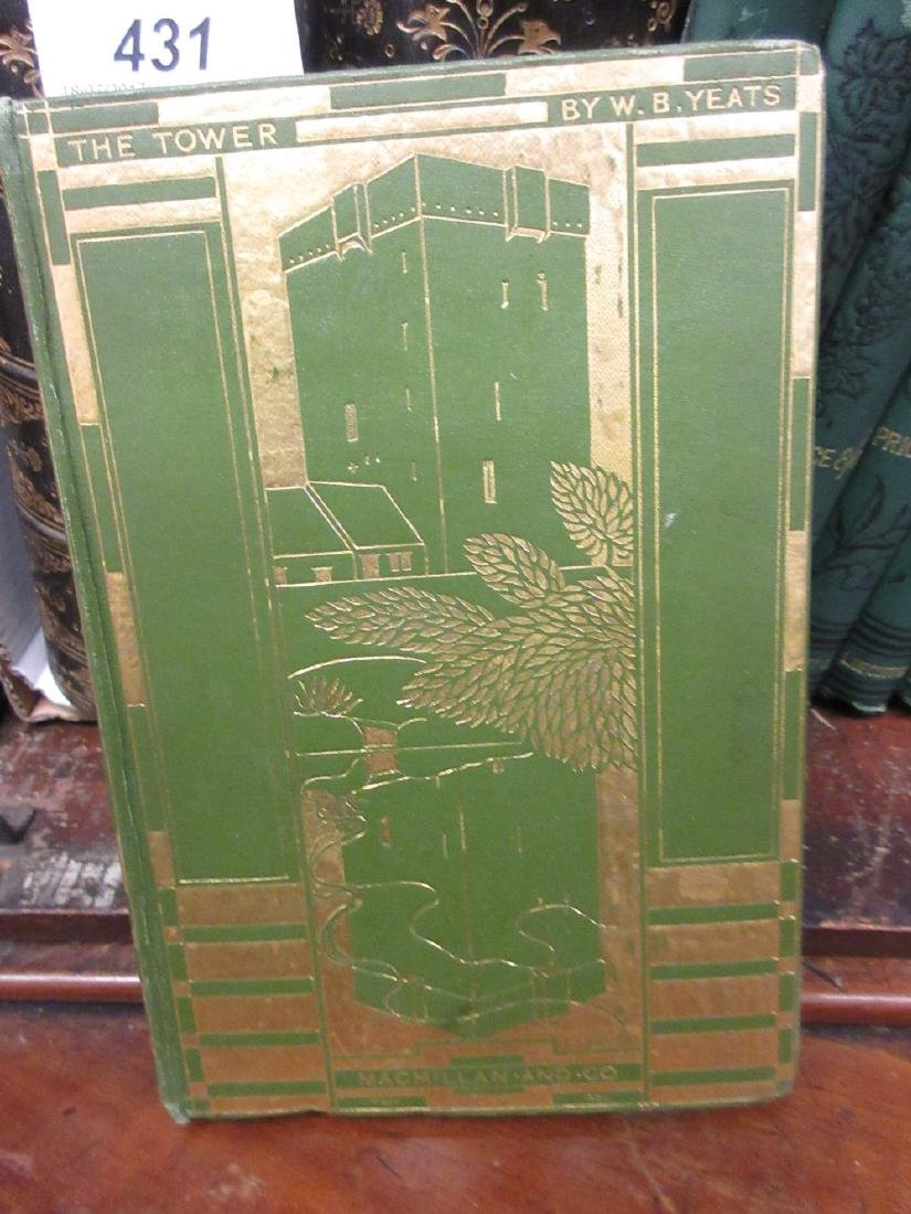 W.B. Yeats ' The Tower ', published Macmillan and Co.