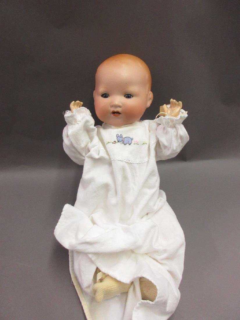 Bisque headed baby doll AM351/6K