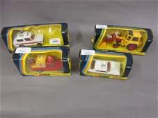 Corgi 461 Police Vigilant Range Rover in original box,