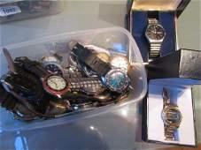 Seiko quartz chronograph wristwatch, serial No. 380212