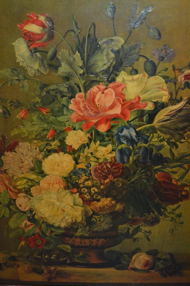 After weiss still life vases of flowers oleograph after weiss still life vases of flowers reviewsmspy