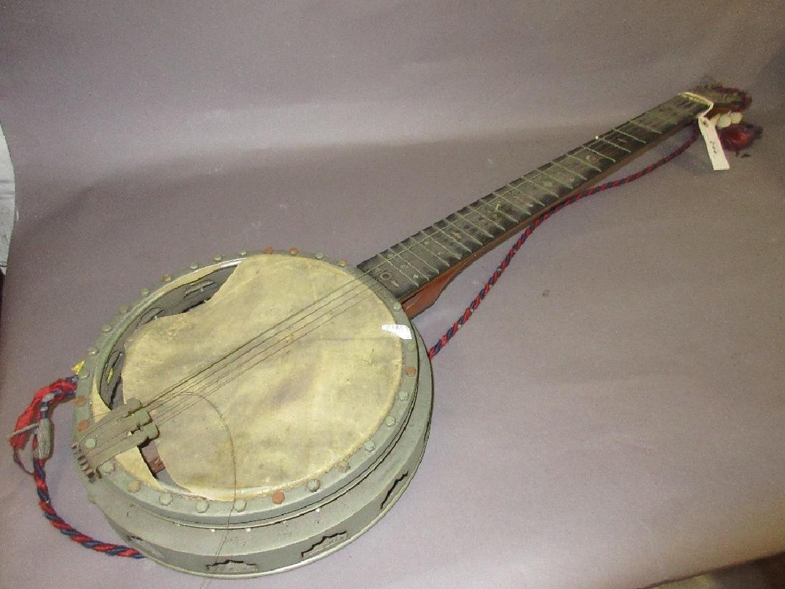 Daniels Patent banjo for restoration