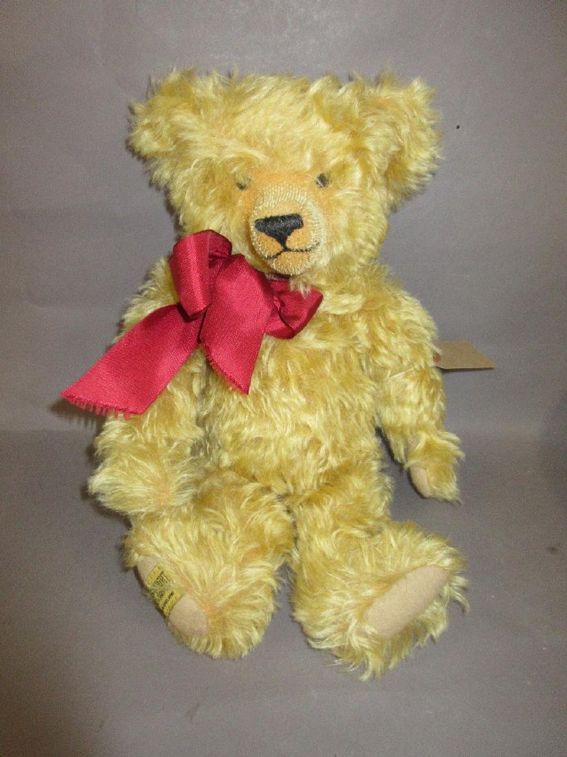 Merrythought jointed teddy bear, 15ins tall