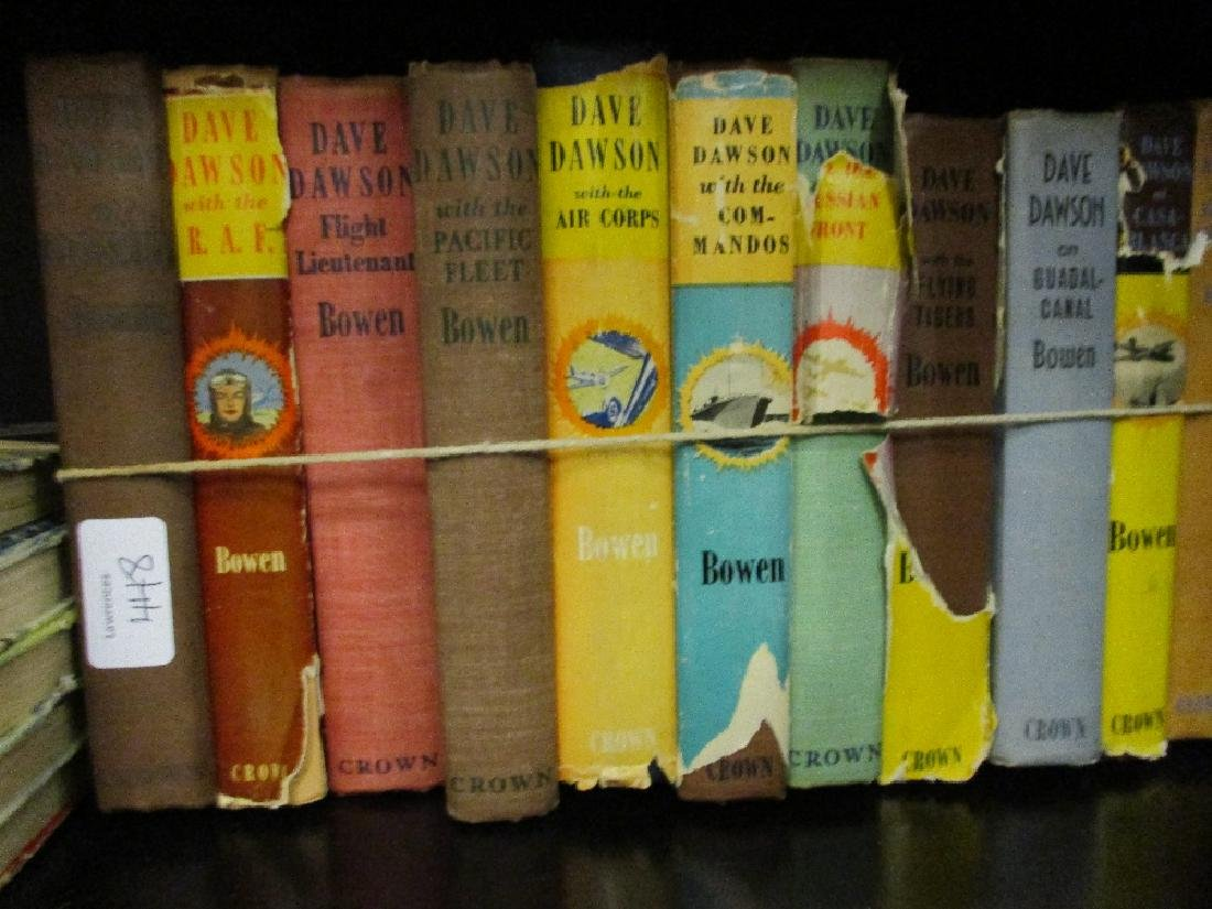 Collection of various childrens books including a