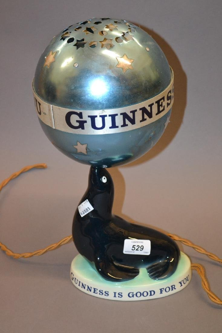 Original Carlton Ware ' Guinness is Good for You '