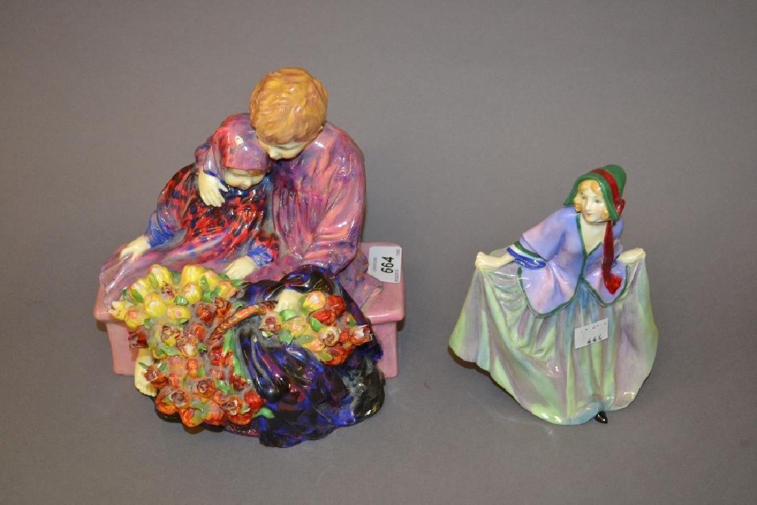 Royal Doulton figure, ' Sweet Anne ' HN1318, together