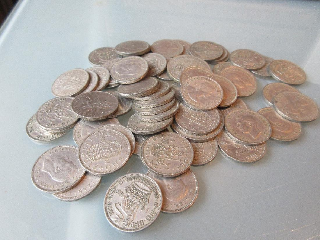 Small collection of Great Britain and other coinage