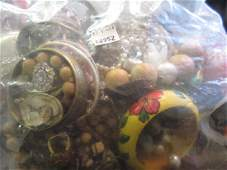 Large quantity of various costume jewellery including