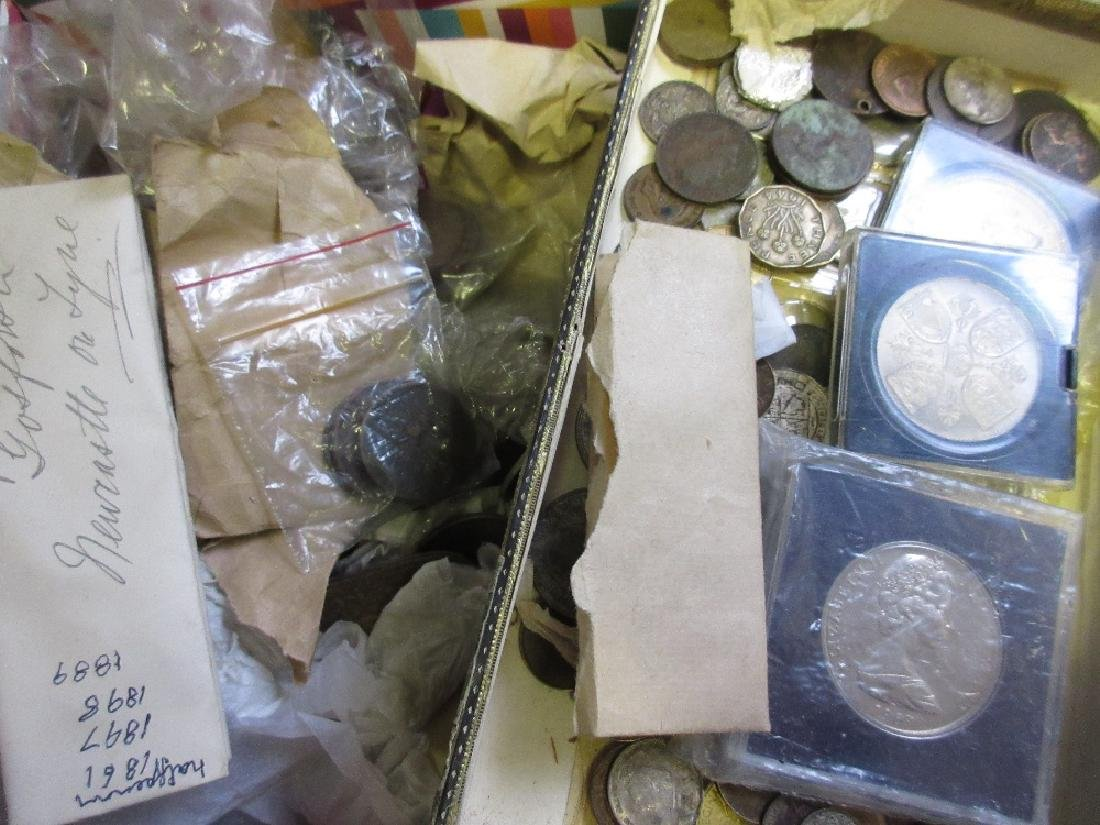 Collection of miscellaneous Victorian and later