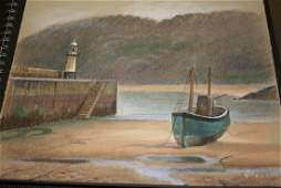 Fred Dymond, album of various Cornish landscapes and