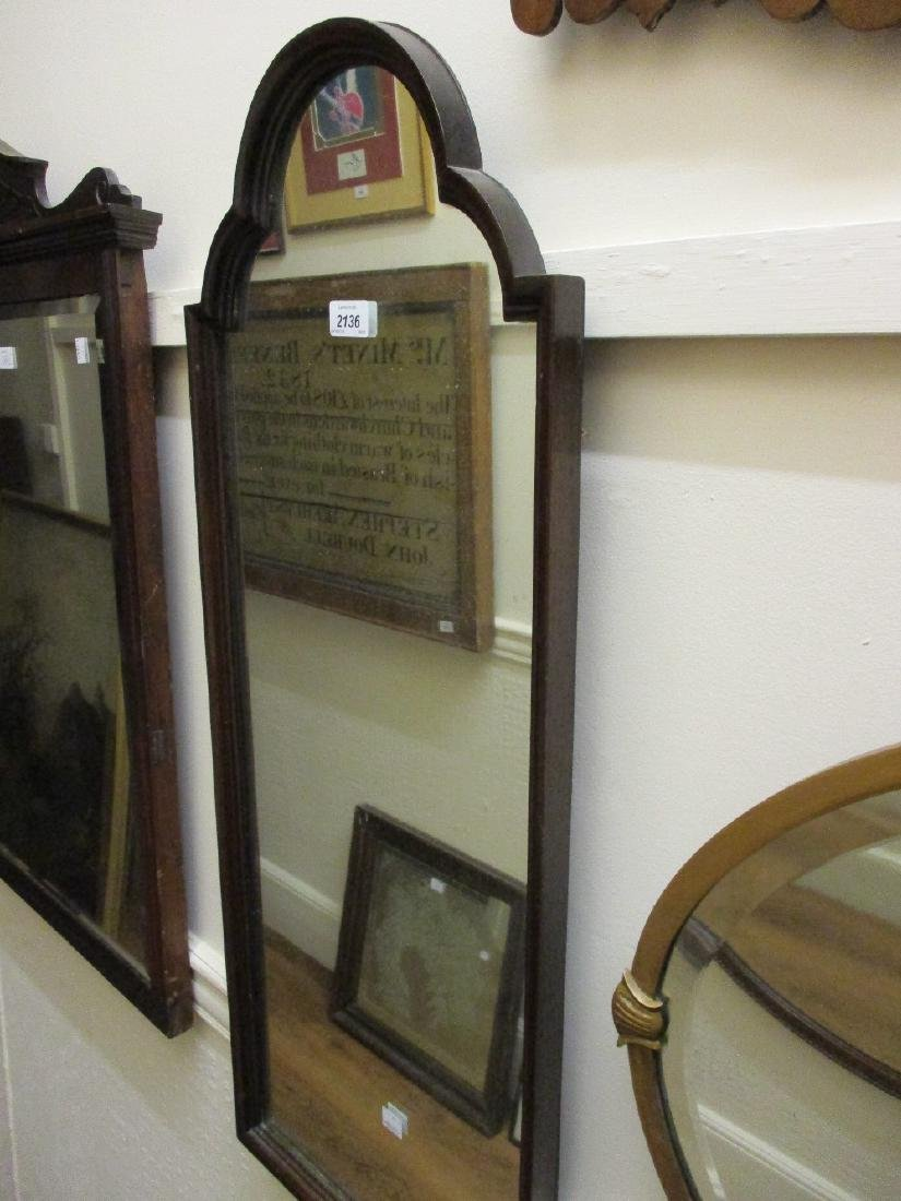 Early 20th century mahogany framed Queen Anne style
