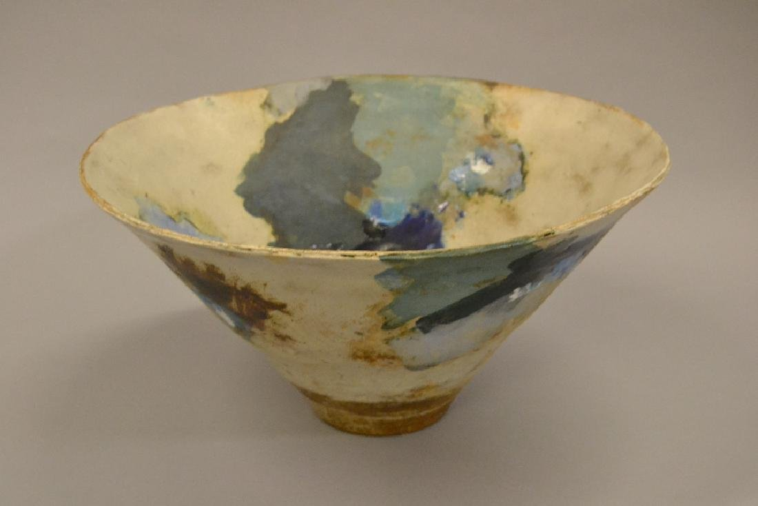 Robin Welch (b-1936), large 20th Century Studio Pottery