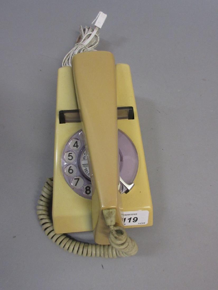 Converted ' Trimphone ' dial version telephone