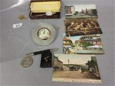 Bag containing a quantity of miscellaneous items
