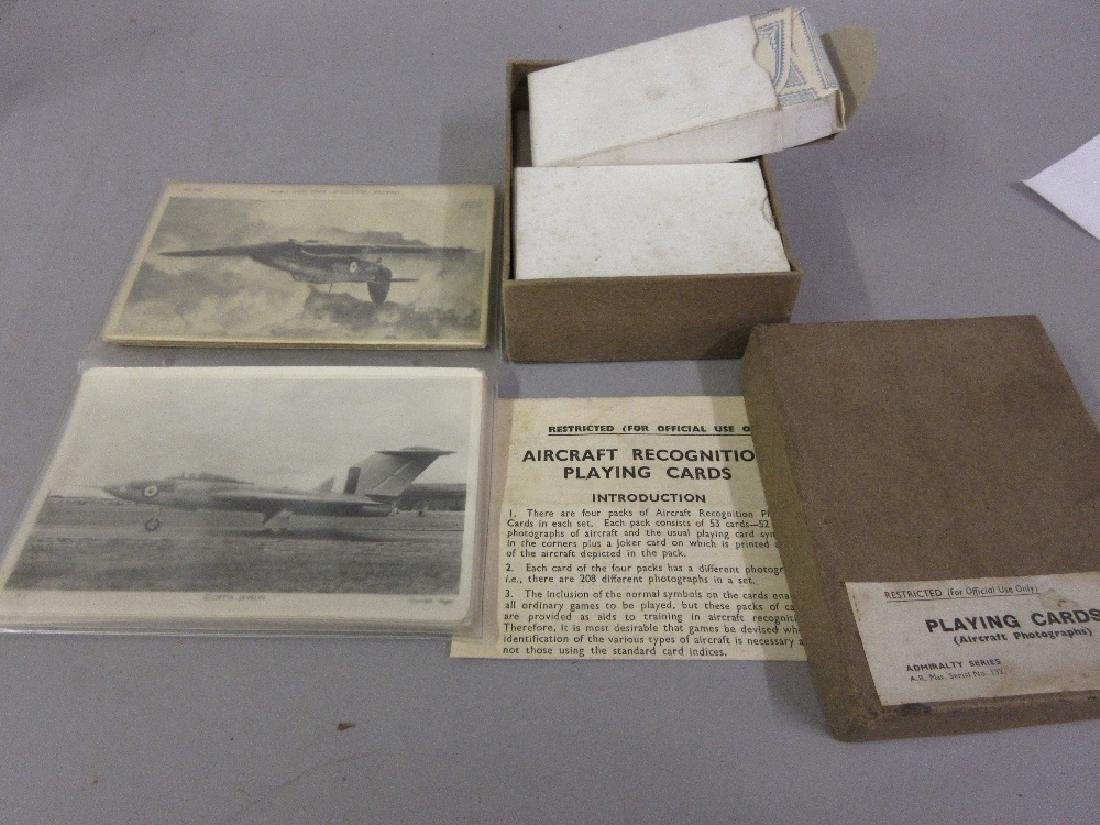Quantity of Tuck's and other postcards of aircraft,