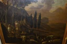 17th / 18th Century Northern Italian school, oil on