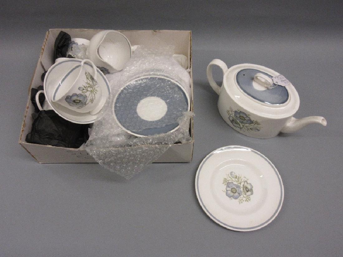 Susie Cooper Glen Mist pattern tea service